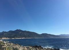 Vent Roquebrune-Cap-Martin 06190 Ciel dégagé