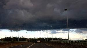 Orage Villefranche-sur-Saone 69400 Une