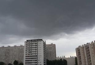 Pluie Asnieres-sur-Seine 92600 Après midi à Asnières-sur-Seine