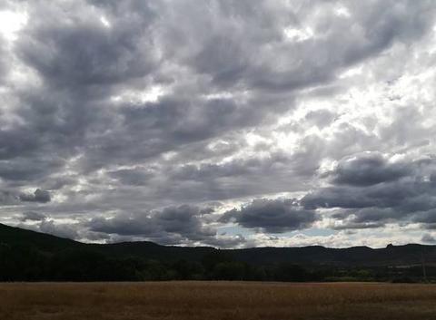 Après midi nuageux