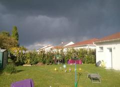 Ciel Sarry 51520 Après l'orage