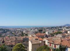 Ciel Le Cannet 06110 Magnifique panorama