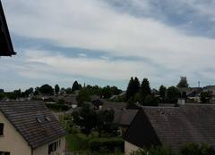 Nuages Ussel 19200 Ussel sous les nuages en Corrèze