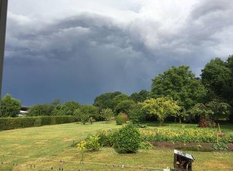 Après l'orage