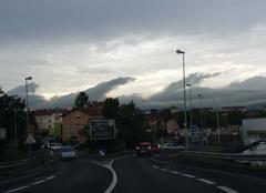 Nuages Villefranche-sur-Saone 69400 Petite instabilité de Kelvin Helmoltz