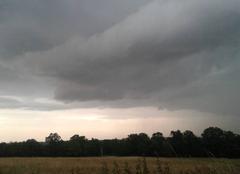 Orage Saint-Chabrais 23130 Ciel d'orage