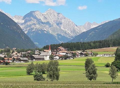 Le village de Rasun di sotto
