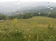 Pluie La Bresse 88250 Pluie