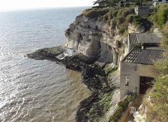 Insolite Meschers-sur-Gironde 17132 Grotte