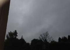 Pluie Saint-Mars-la-Briere 72470 Vent pluie nuage gris à St Mars la Brière 72