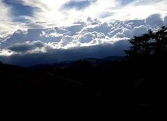 Ciel Brindas 69126 Nuage d'orage
