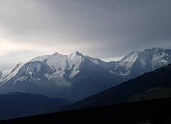 Nuages Combloux 74920 Mont Blanc