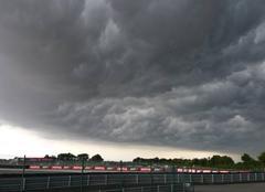 Orage Le Vigeant 86150 Evolution orage sud-vienne le 09/07/2017