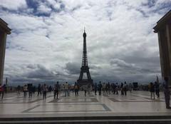 Ciel Paris-16 75016 Nuageux sur Paris
