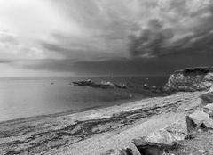 Orage Piriac-sur-Mer 44420 Piriac avant l orage
