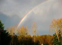 Ciel Nouaille-Maupertuis 86340 Arc en ciel