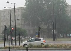 Orage Le Havre 76600 Gros orage sur le havre