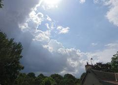 Ciel Vornay 18130 Limite orageuse