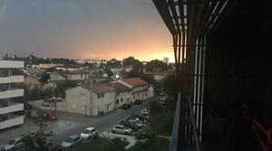 Approche de l'orage ou tempête nucléaire ???