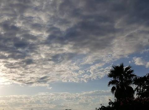 Soleil à  l horizon ?