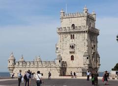 Chaleur Lisbonne Tour de Belém