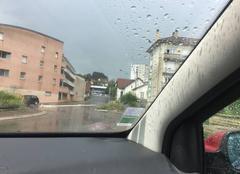 Pluie Lons-le-Saunier 39000 Lons le saunier