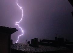 Orage Die 26150 De l'électricité dans l'air...