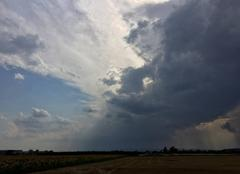 Vent Saint-Paul-les-Romans 26750 Ciel d'orage