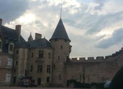 Nuages Lapalisse 03120 Château de Lapalisse
