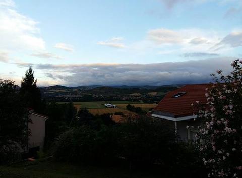 Horizon bouché