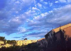 Ciel La Seyne-sur-Mer 83500 Voluptes nuages ...