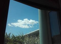 Nuages Toulon 83000 ....cumulus...???