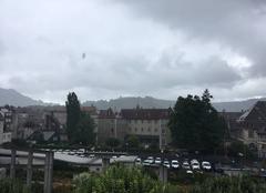 Pluie Besançon 25000 Pluie