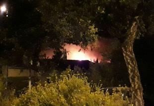 Catastrophe La Londe-les-Maures 83250 Incendie
