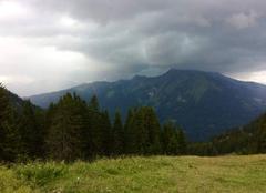 Nuages La Chapelle-d'Abondance 74360 Mont de grange