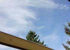 Nuages Vieux-Conde 59690 Fraîcheur avec un ciel nuageux