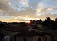 Ciel Cestas 33610 Levé du soleil