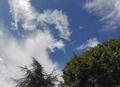 Ciel Meyras 07380 Pluie ?