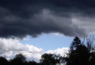 Ciel Rans 39700 L'orage gronde