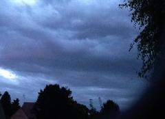 Orage Saint-Pathus 77178 Orage et pluie