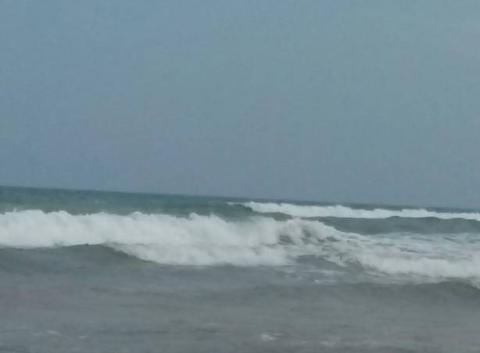 Mer agitee