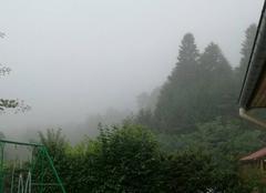 Brouillard La Bourgonce 88470 Brouillard matinal