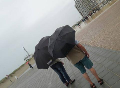 Pas de pluie vous êtes sur ?
