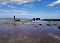 Mer Asnelles 14960 Asnelles la belle plage