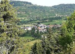 Ciel Brenod 01110 Campagne du Plateau de Hauteville Brenod