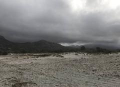 Nuages Palasca 20226 Nuages sur la plage