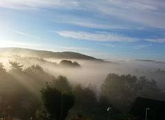 Brouillard Bugeat 19170 La Correze