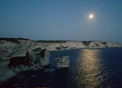 Ciel Bonifacio 20169 Clair de lune