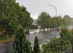 Pluie Saint-Avertin 37550 Mardi 8 août 18h