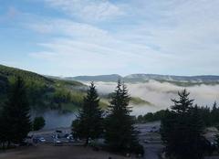 Brouillard Villard-de-Lans 38250 Balcon de Villard